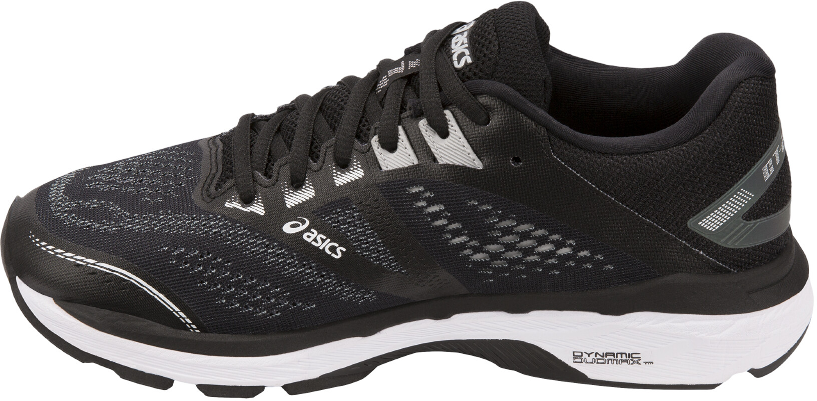 83cab80a6d0 asics GT-2000 7 Shoes Women, black/white I Eenvoudig online bij Bikester